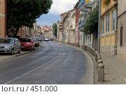 Купить «Улица Црквеницы, Хорватия», фото № 451000, снято 15 августа 2008 г. (c) Pukhov K / Фотобанк Лори