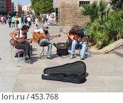 Уличные музыканты (2008 год). Редакционное фото, фотограф Лариса Дамьян / Фотобанк Лори