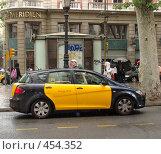 Городское такси (2008 год). Редакционное фото, фотограф Лариса Дамьян / Фотобанк Лори