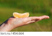 Долька вкуса. Стоковое фото, фотограф Владислав Грачев / Фотобанк Лори