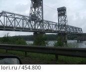 Купить «Мост», фото № 454800, снято 17 июля 2008 г. (c) виктор / Фотобанк Лори