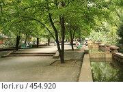 Купить «Скверик в городе Алма-Ате», фото № 454920, снято 31 июля 2008 г. (c) Никончук Алексей / Фотобанк Лори