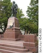 Купить «Петербург. Памятник Глинке», фото № 454980, снято 19 августа 2008 г. (c) Морковкин Терентий / Фотобанк Лори