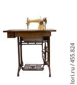 Купить «Швейная машина», фото № 455824, снято 23 мая 2008 г. (c) Бутинова Елена / Фотобанк Лори