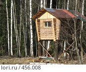 Купить «Заимка на кабана», фото № 456008, снято 21 марта 2007 г. (c) Владимир Чмелёв / Фотобанк Лори