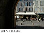 Купить «Ресторан на улице», фото № 458080, снято 22 июня 2008 г. (c) А. Клипак / Фотобанк Лори