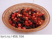 Купить «Черешня», фото № 458104, снято 3 июля 2008 г. (c) Марина / Фотобанк Лори