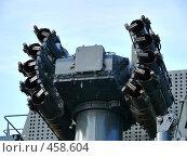 Купить «Реактивная бомбомётная установка», фото № 458604, снято 3 июня 2008 г. (c) Андрей Субач / Фотобанк Лори