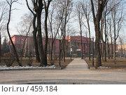 Купить «Парк Т.Шевченко (Киев)», фото № 459184, снято 24 января 2008 г. (c) Никончук Алексей / Фотобанк Лори