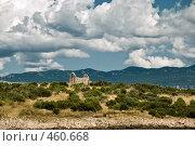 Купить «Вид на развалины», фото № 460668, снято 18 августа 2008 г. (c) Pukhov K / Фотобанк Лори