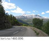 Едем в Норвегию (2008 год). Стоковое фото, фотограф Anna Marklund / Фотобанк Лори