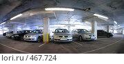 Купить «Автомобильная парковка», фото № 467724, снято 16 июня 2019 г. (c) Losevsky Pavel / Фотобанк Лори