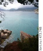 Купить «Черногорское побережье Адриатики», фото № 473748, снято 14 сентября 2008 г. (c) Александр Пашкин / Фотобанк Лори