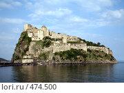Купить «Италия. Остров Иския. Замок Арагонезе», фото № 474500, снято 3 мая 2006 г. (c) Татьяна Лата / Фотобанк Лори