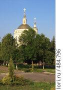 Купить «Орел. Собор Михаила Архангела», фото № 484796, снято 14 июня 2008 г. (c) АЛЕКСАНДР МИХЕИЧЕВ / Фотобанк Лори