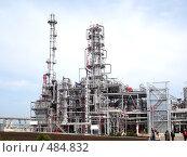 Купить «Нефтеперерабатывающий завод», фото № 484832, снято 18 апреля 2008 г. (c) Buka / Фотобанк Лори