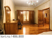Купить «Интерьер спальни», фото № 486800, снято 22 ноября 2007 г. (c) Михаил Лукьянов / Фотобанк Лори