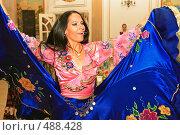 Купить «Цыганский танец», фото № 488428, снято 27 сентября 2008 г. (c) Сергей Лебедев / Фотобанк Лори