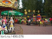 Купить «Гагарин-Парк. Санкт-Петербург», фото № 490076, снято 21 сентября 2008 г. (c) Юрий Каркавцев / Фотобанк Лори