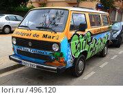 Купить «Фольксваген Транспортер Т-2», фото № 496120, снято 14 сентября 2008 г. (c) АЛЕКСАНДР МИХЕИЧЕВ / Фотобанк Лори