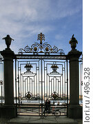 Купить «Летний сад. Санкт-Петербург.», фото № 496328, снято 4 октября 2008 г. (c) Александр Секретарев / Фотобанк Лори
