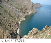Озеро Байкал. Стоковое фото, фотограф Татьяна Сысоева / Фотобанк Лори