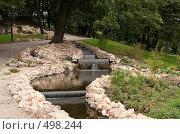 Купить «Центральный парк в Риге. Латвия.», фото № 498244, снято 15 сентября 2008 г. (c) Алексей Зарубин / Фотобанк Лори