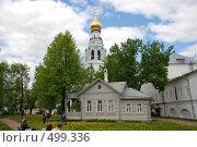 Вологодский кремль (2008 год). Редакционное фото, фотограф Сергей Анисимов / Фотобанк Лори