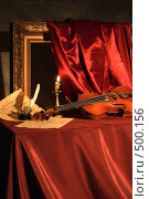Купить «Мелодия для скрипки», фото № 500156, снято 26 октября 2005 г. (c) Татьяна Белова / Фотобанк Лори