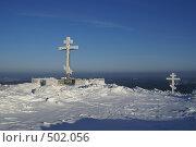 Православный крест. Стоковое фото, фотограф евгений блинов / Фотобанк Лори