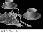 Купить «Кофейная эротика», фото № 504464, снято 11 октября 2008 г. (c) Кузнецов Дмитрий / Фотобанк Лори