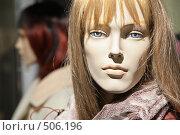 Купить «Женский манекен», фото № 506196, снято 19 января 2019 г. (c) Losevsky Pavel / Фотобанк Лори