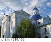 Жировицкий мужской монастырь. Стоковое фото, фотограф Олеся Шувалова / Фотобанк Лори