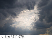 Тучи. Стоковое фото, фотограф Виктор Юсупов / Фотобанк Лори