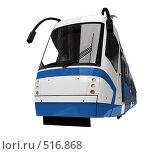 Купить «Трамвай», иллюстрация № 516868 (c) ИЛ / Фотобанк Лори