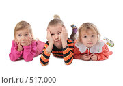 Купить «Дети», фото № 517000, снято 19 октября 2018 г. (c) Losevsky Pavel / Фотобанк Лори