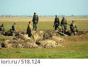 Немцы готовятся к бою (2008 год). Редакционное фото, фотограф Сергей Литвиненко / Фотобанк Лори