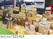 Купить «Швейцарский сыр», фото № 523424, снято 27 июня 2008 г. (c) Купченко Владимир Михайлович / Фотобанк Лори