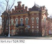 Иркутский областной краеведческий музей (2008 год). Редакционное фото, фотограф Татьяна Сысоева / Фотобанк Лори