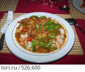 Купить «Ган - Фан, Дунганская кухня», фото № 526600, снято 5 июня 2008 г. (c) Марина Стукалова / Фотобанк Лори