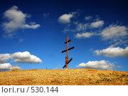 Купить «Символ веры», фото № 530144, снято 11 июля 2008 г. (c) Максим Купрацевич / Фотобанк Лори
