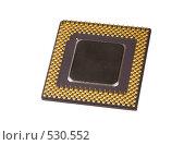 Купить «Компьютерный процессор», фото № 530552, снято 19 августа 2008 г. (c) Владимир Агапов / Фотобанк Лори