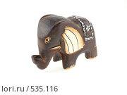 Фигурка слона. Стоковое фото, фотограф Вячеслав Москалев / Фотобанк Лори