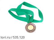 Медаль. Стоковое фото, фотограф Вячеслав Москалев / Фотобанк Лори