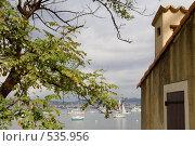 Купить «Порт Сент-Маргарит», фото № 535956, снято 21 сентября 2008 г. (c) Asja Sirova / Фотобанк Лори