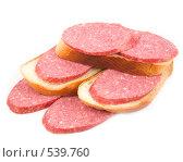 Купить «Бутерброд», фото № 539760, снято 18 октября 2018 г. (c) Коннов Леонид Петрович / Фотобанк Лори
