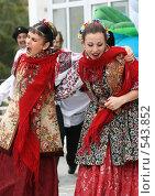 Купить «Казачий хор», фото № 543852, снято 25 октября 2008 г. (c) Садыхова Леся / Фотобанк Лори