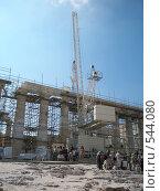 Реставрация Парфенона (2008 год). Стоковое фото, фотограф Elena Monakhova / Фотобанк Лори