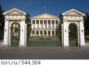Купить «Санкт-Петербург, Смольный, резиденция губернатора Петербурга и музей», фото № 544304, снято 28 июня 2008 г. (c) Андрюхина Анастасия / Фотобанк Лори
