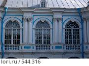 Купить «Санкт-Петербург, Смольный собор», фото № 544316, снято 28 июня 2008 г. (c) Андрюхина Анастасия / Фотобанк Лори